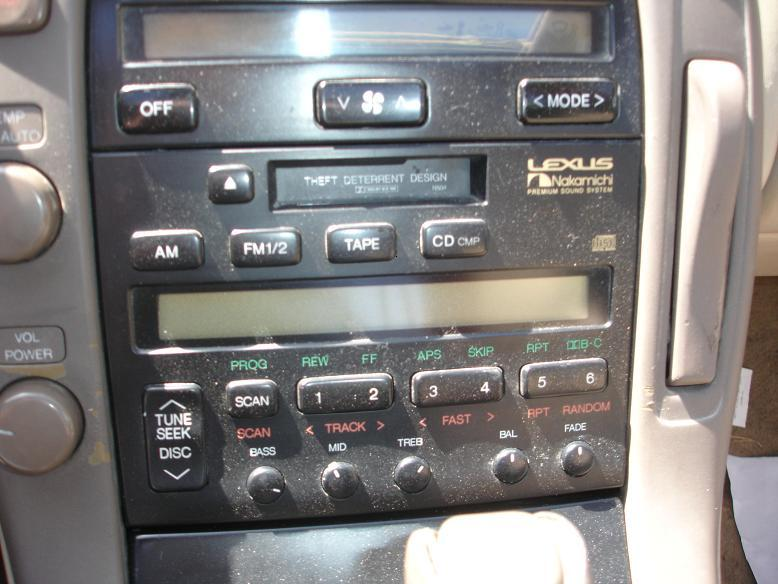 radio how to sc300 sc400 double din stereo install metra mod for 1993 lexus sc400 stereo wiring diagram at fashall.co